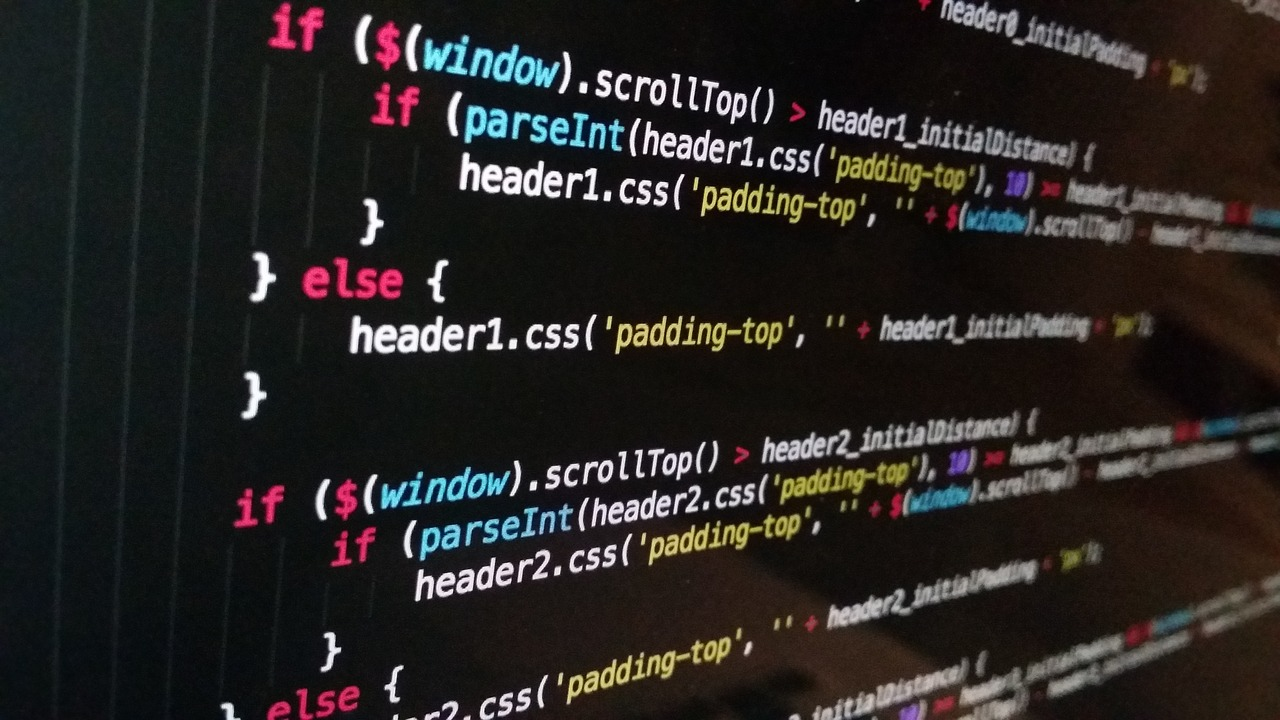 Website built - modular approach